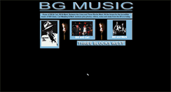 Preview of bgmusic.co.uk